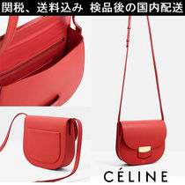 ★稀少色 関税送料込み CELINE SMALL TROTTEUR GRAINED CALFSKIN