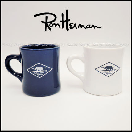 Ron Herman original California flag mug set of 2