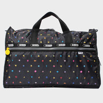 ★MR.MEN LITTLE MISSコラボ★LeSportsac 2WAYボストンバッグ♪