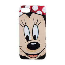 ディズニー Minnie Mouse Face iPhone 7/6/6S Case