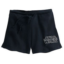 ディズニー Star Wars Logo Shorts for Women