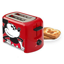 ディズニー Mickey Mouse 2-Slice Toaster