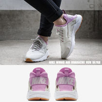 NIKE★WMNS AIR HUARACHE RUN ULTRA★LIGHT BONE/ORCHID