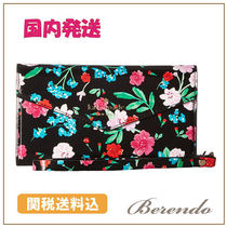 人気★国内発送★kate spade Envelope Wristlet iphone7 花柄