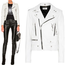 17SS WSL1076 CLASSIC YSL MOTORCYCLE JACKET