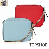TOPSHOP ONA Boxy クロスボディバッグ 2色