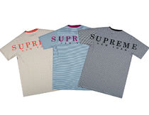 SUPREME17SS★Playboy S/S Henley Top コラボ