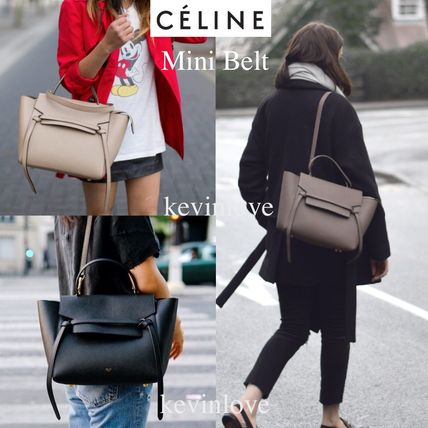 New arrival CELINE Mini Belt Belt Bag multicolor aerobic