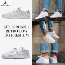 新★ジョーダン★AIR JORDAN 1 RETRO LOW OG PREMIUMお早めに!