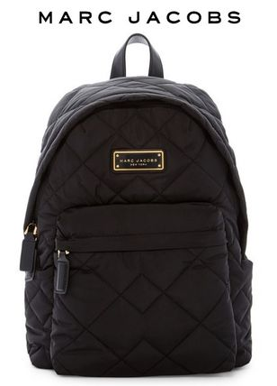 SALE Marc Jacobs Quilted nylon Backpack Rucksack