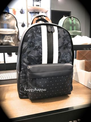 "Coach back ""murenae"" against Charles backpack/F59322"