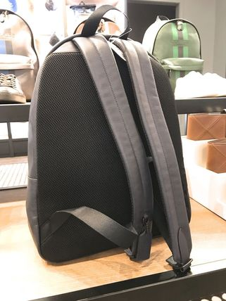 Coach バックパック・リュック 【Coach】背面ムレ防止Charles backpack/F59322☆ハワイアン柄(3)