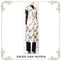 【17SS】大人気★Dries Van Noten★floral sleeveless coat