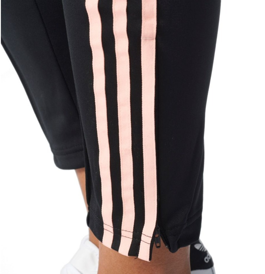 送料込み★レディース★adidas Superstar Track Pants Blk/Pink