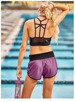 ★status blue★NEW! Ultimate Push-Up Strappy Sports Bra