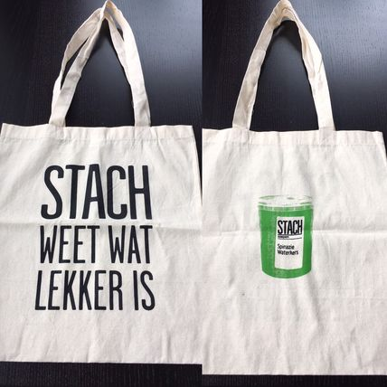 Netherlands from fashionable food shop STACH eco