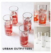Urban Outfitters☆Grid Glasses Set☆グラス