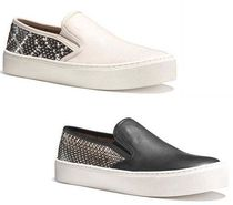 <SALE>2色 COACH cameron slip on