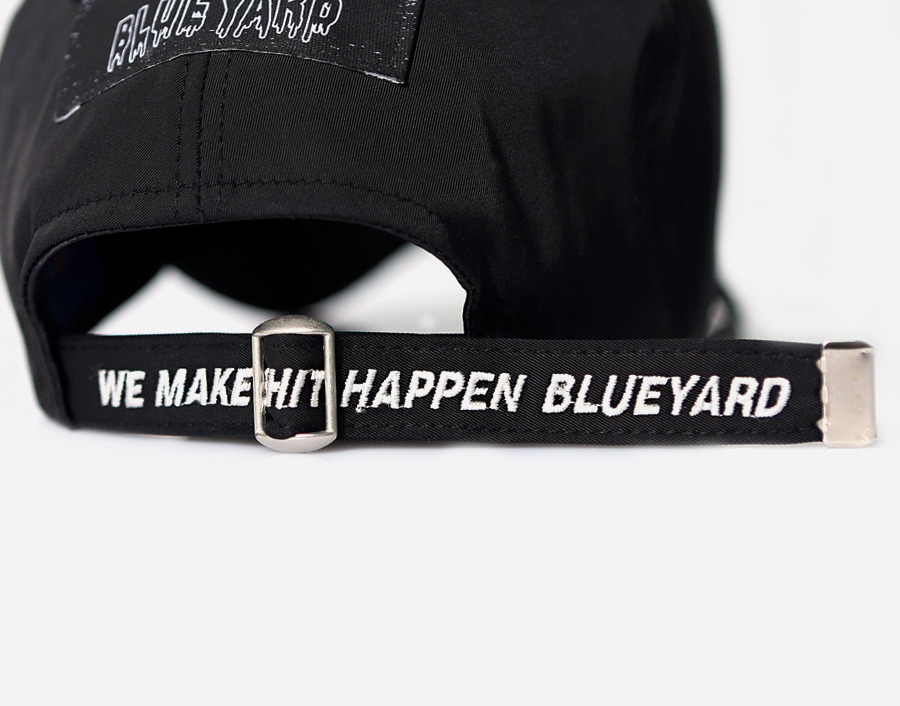 ◇BLUE YARD◇2017ss HORROR GRAPHIC CURVE CAP