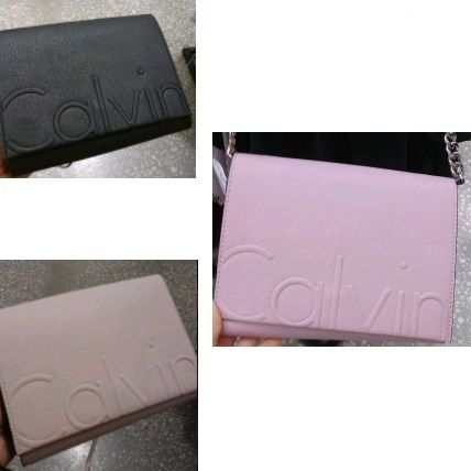 Cute SALE Calvin Klein shoulder / clutch 2-WAY