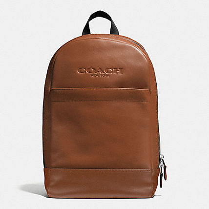 Coach バックパック・リュック ☆COACH☆スリムなリュック COACH CHARLES SLIM BACKPACK(3)