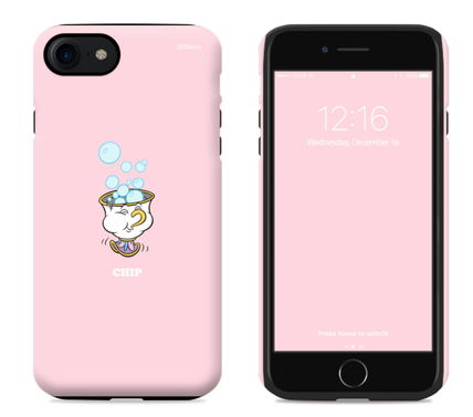 Disney iPhone・スマホケース Disney正品★美女と野獣!iPhone GUARD UP CASE Series 12種類(2)