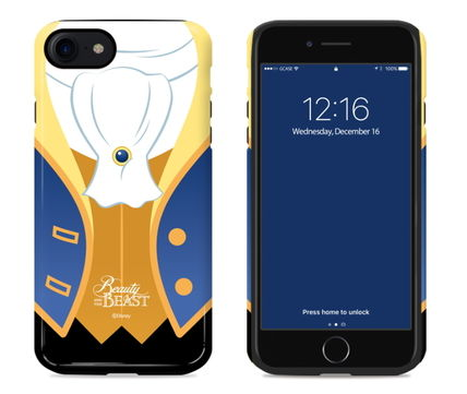 Disney iPhone・スマホケース Disney正品★美女と野獣!iPhone GUARD UP CASE Series 12種類(9)