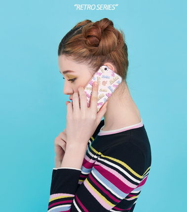 Barbie スマホケース・テックアクセサリー Barbie(バービー)正品★ IPhone Jelly Collection 8種類~(9)