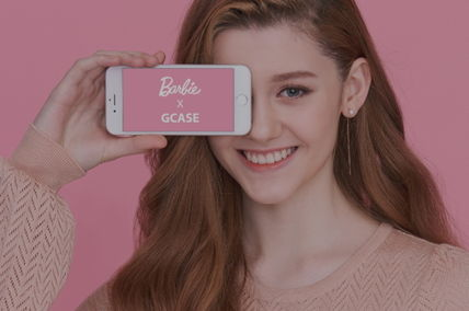Barbie スマホケース・テックアクセサリー Barbie(バービー)正品★ IPhone Jelly Collection 8種類~(11)