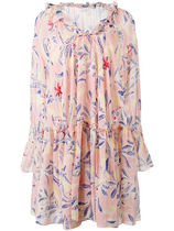 大人気☆SeeByChloe printed smock dress【関税・送料込】