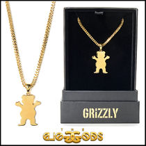 """Tyga愛用 """"Grizzly x The Gold Gods"""" OG Gold ネックレス"""