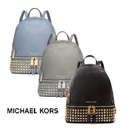 MICHAEL KORS/30S5GEZB5L/RHEA SMALL STUDDED backpack
