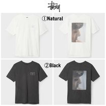 【STUSSY x BEDWIN】☆17SS新作コラボ☆YOUNG LADY PIGMENT TEE