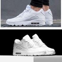 NIKE☆Air Max 90 LTR GS☆Triple White☆833412-100