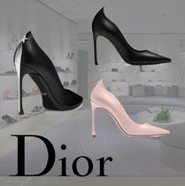 送料関税込☆2017CRUISE Dior CALFSKIN LEATHER PUMP, 10 CM