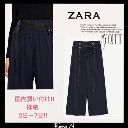 "certain popular sold out ""ZARA"" topic corset jeans"