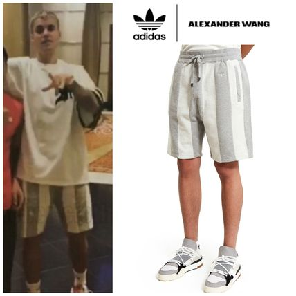 Justin Bieber 17SS collaboration Inout Shorts