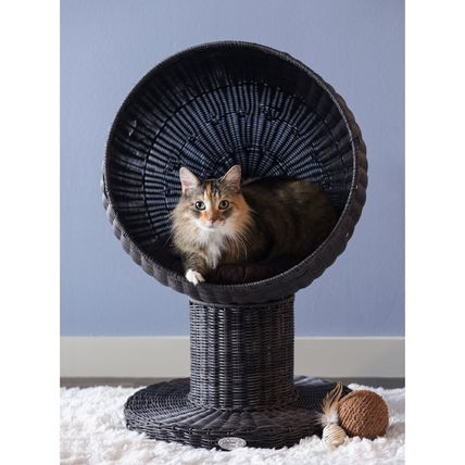 Stock / Cat House ball-shaped cat bed expansion