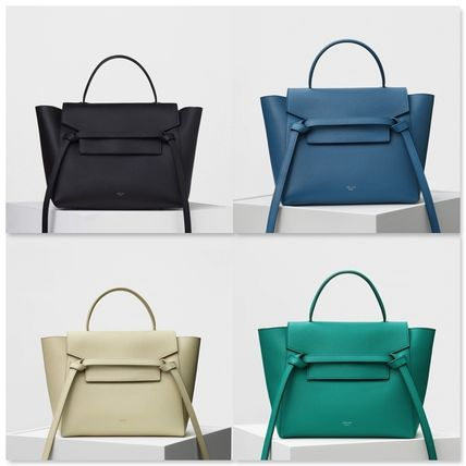 CELINE micro leather bags MICRO BELT BAG