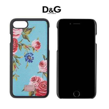 Dolce & Gabbana Blue Rose Blue Rose iPhone 7 Case