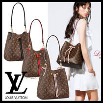 Louis Vuitton(ルイヴィトン) ショルダーバッグ・ポシェット 雑誌掲載!!ルイヴィトン★新作 ネオノエ ショルダーバッグ