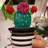 Kate Spade scenic route 3d cactus coin purse☆サボテンケース