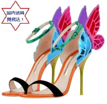 VIP price and one popular SOPHIA WEBSTER Ali Dietro sandals