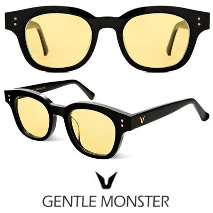 Airlines post suddenly GENTLE MONSTER insight 01 YELLOW