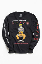 海外限定 UO 新作 Ichiraku Ramen Shop Long Sleeve Tee ナルト