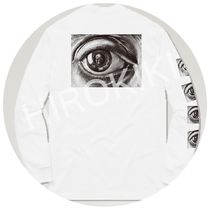 【17SS】S/M/Lサイズ★Supreme M.C. Escher Eye L/S Tee ロンT