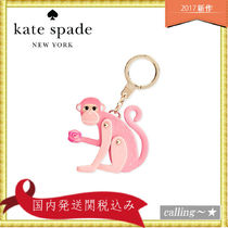 セレブ愛用者多数☆kate spade new york☆Monkey Key Fob
