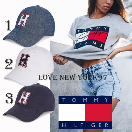 popular Tommy Hilfiger stylish summer Love Cap color