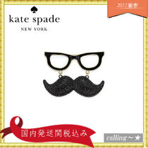 セレブ愛用者多数☆kate spade new york☆Dress The Part Brooch