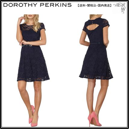 【UK発】Dorothy Perkins人気ワンピ☆Lace Pencil Dress